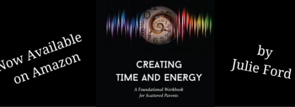 Creating Time and Energy is now on Amazon