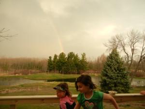 Rainbows Leprechauns and Pots of Gold Memories